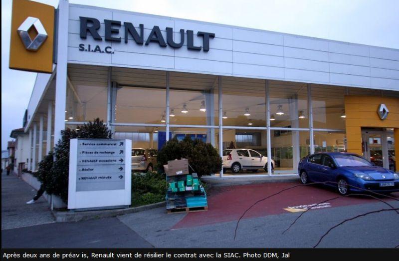 La crise page 3 forum peugeot 1007 for Garage renault saint gaudens